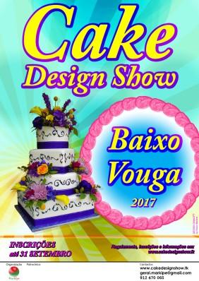 Baixo Vouga Cake Design Show 2017